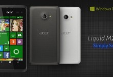 Liquid M220, Windows Phone Murah Pertama Buatan Acer